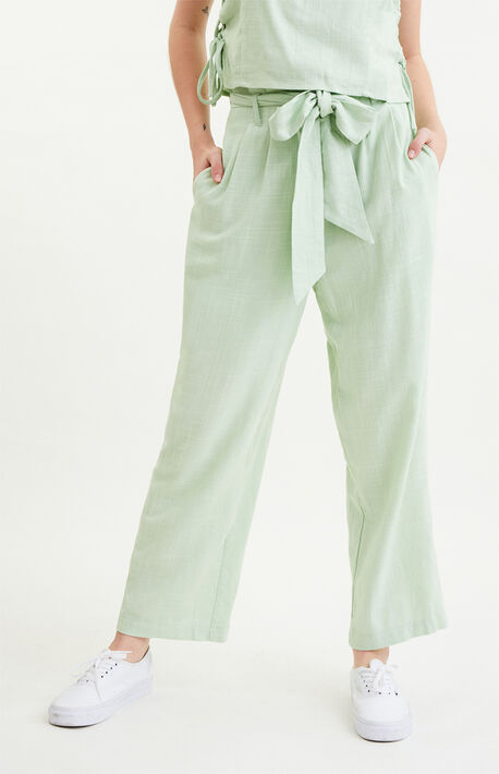 Garden Girl Wide Leg Pants