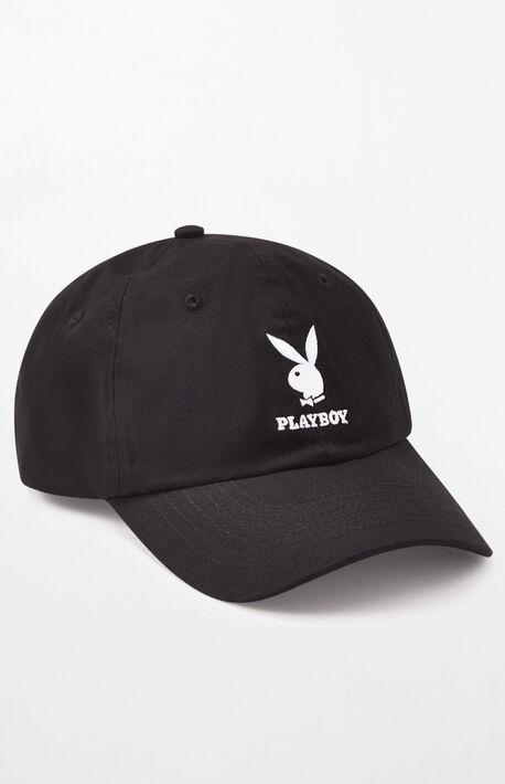 f5de31f2056 x Playboy Strapback Dad Hat