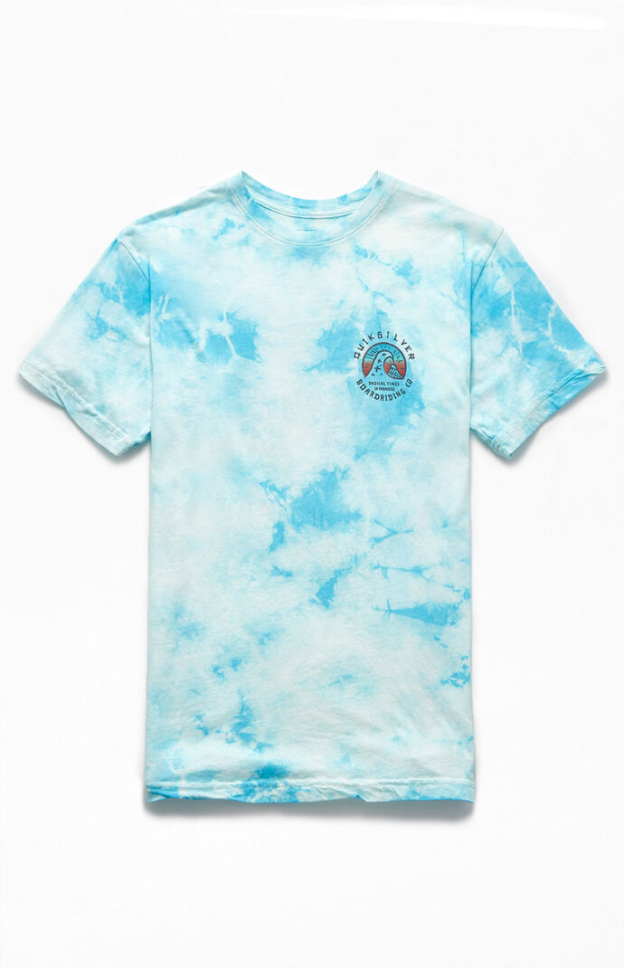Tie-Dyed Faded Time T-Shirt