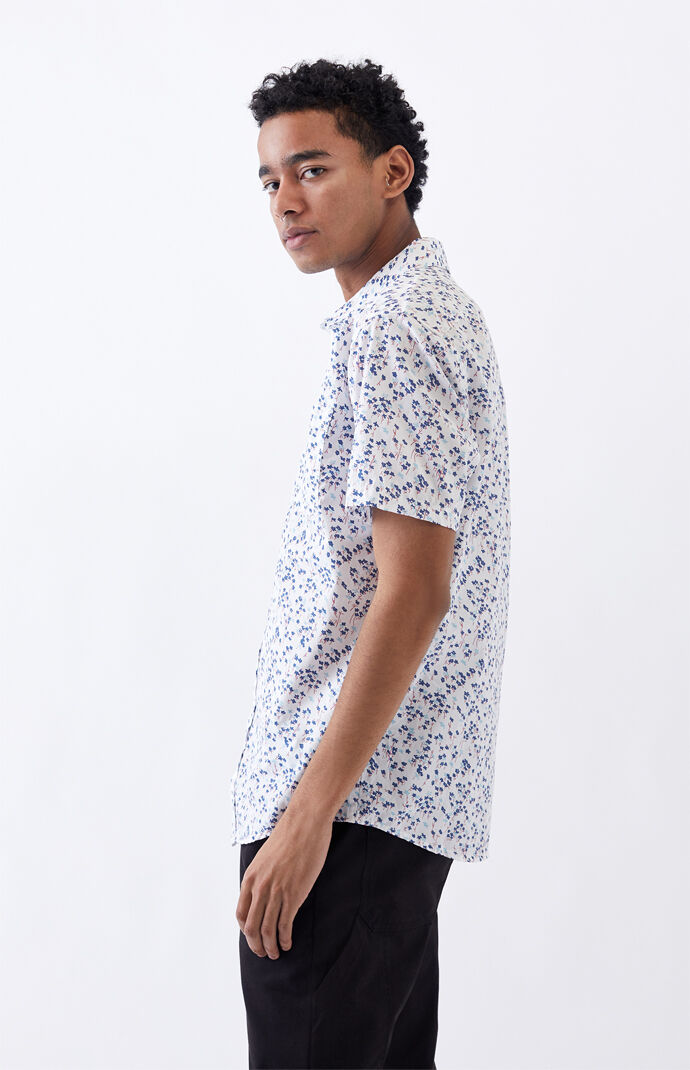 Eternal Short Sleeve Button Up Shirt