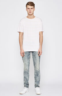 Skinny Comfort Stretch Processed Jeans