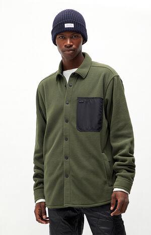 Recycled A/Div Furnace Explorer Fleece Shirt
