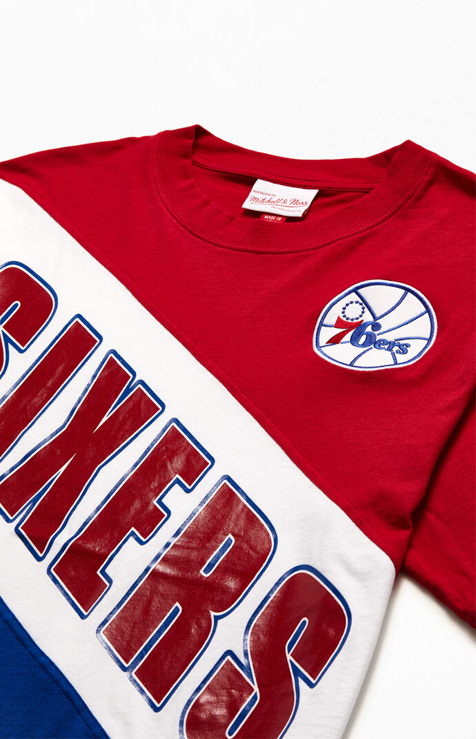 Play By Play Sixers T-Shirt