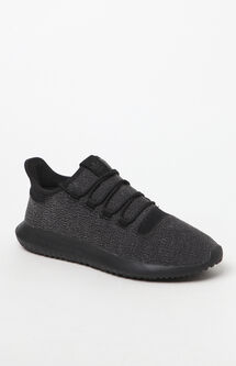 Tubular Shadow Black Shoes