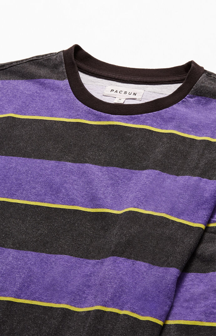 Miguel Striped Long Sleeve T-Shirt