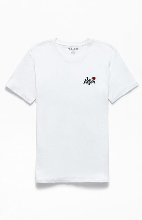 Los Angeles Embroidered T-Shirt