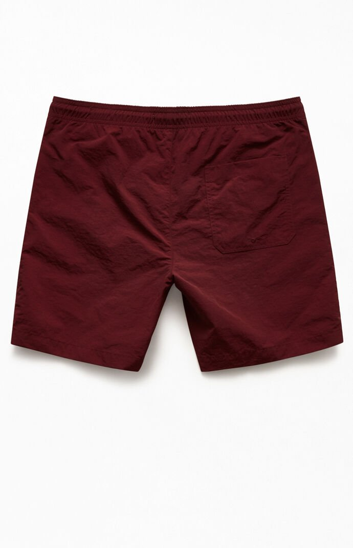 "2-Pack Solid 17"" Swim Trunks"