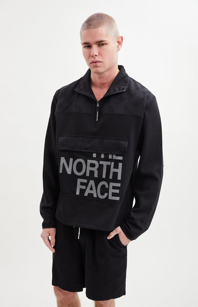 Graphic Collection Quarter-Zip Pullover