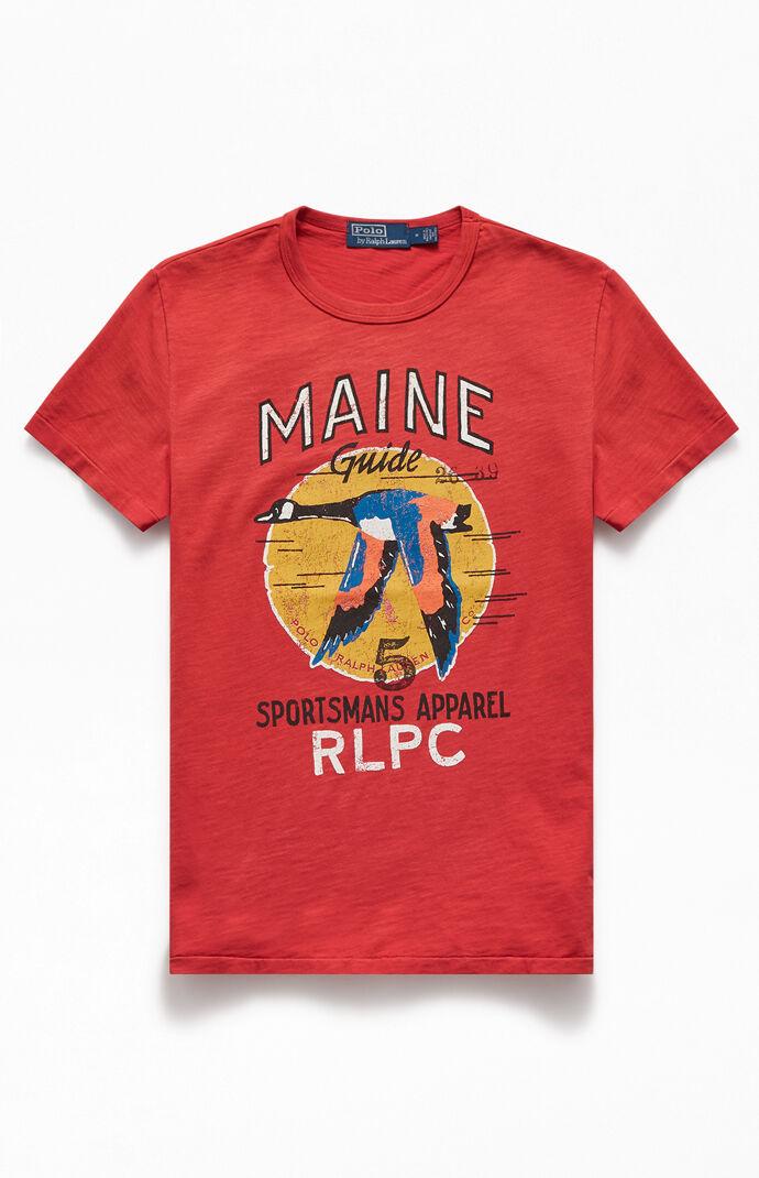 Saranac Maine T-Shirt