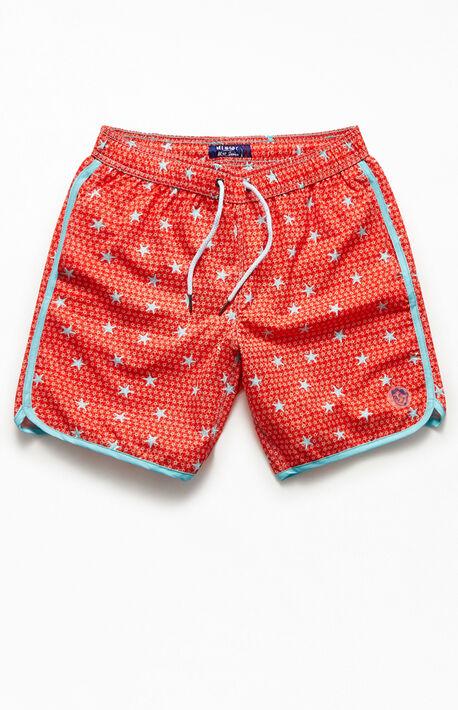 "Star Fish 18"" Swim Trunks"