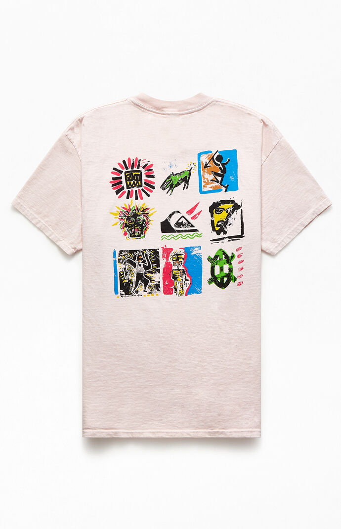 Apres Surf Storyboard Puff T-Shirt