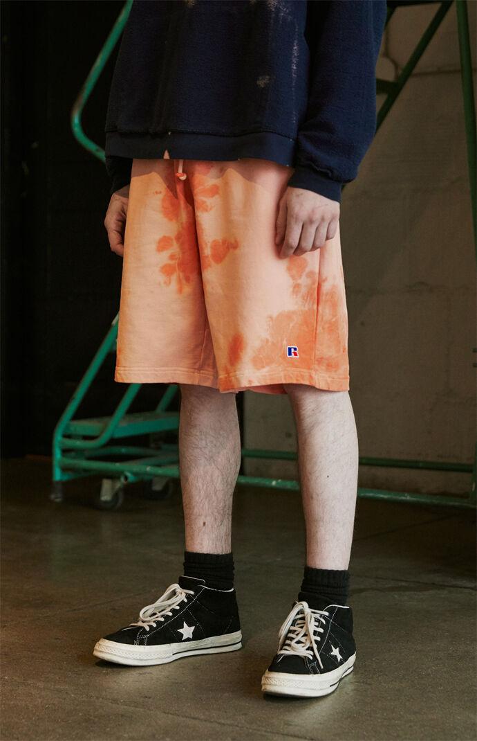 Adam Tie-Dyed Sweat Shorts