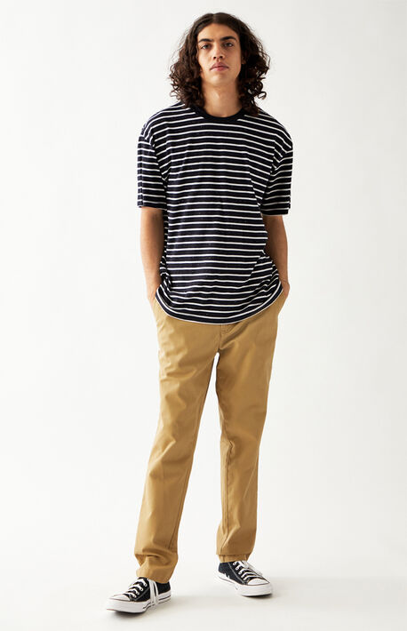Arlo Knit Striped T-Shirt