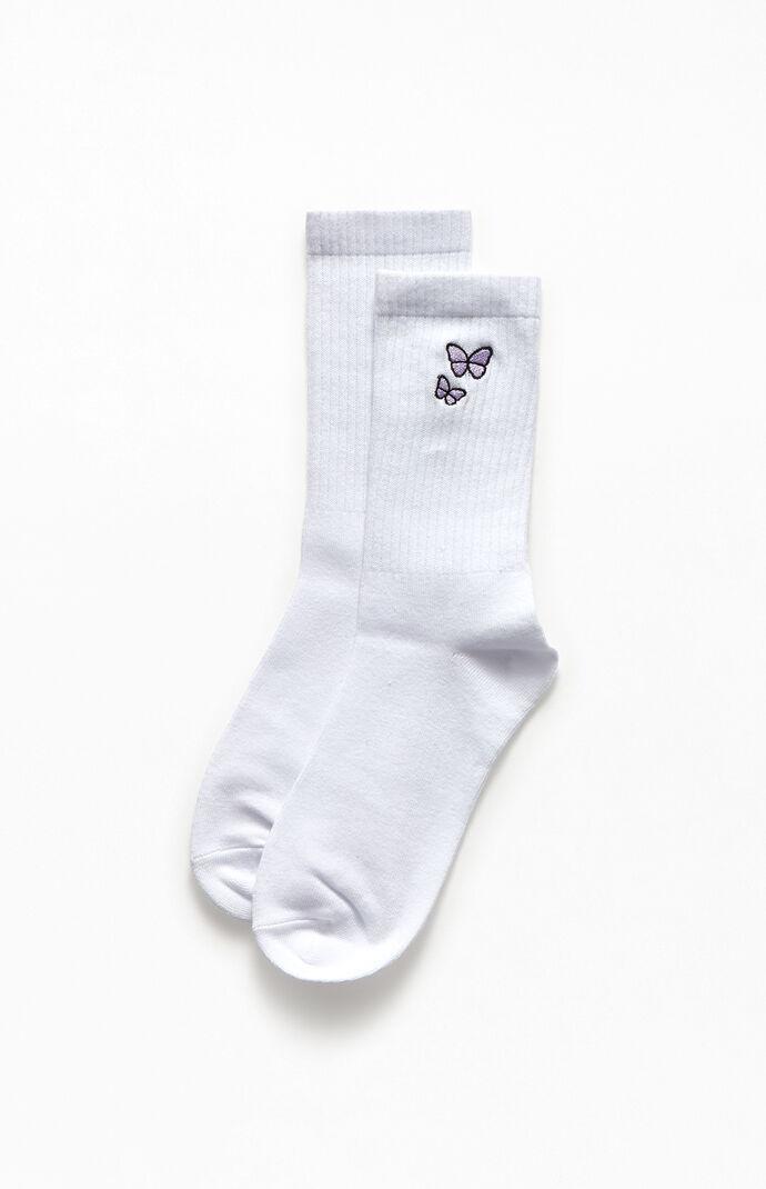 LA Hearts Mini Butterfly Socks at PacSun.com