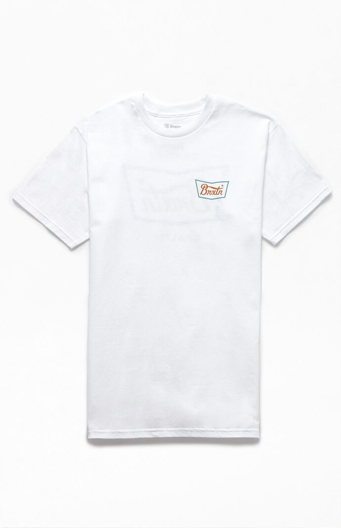 White Stith T-Shirt