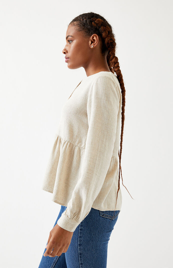 Hellenika Long Sleeve Top