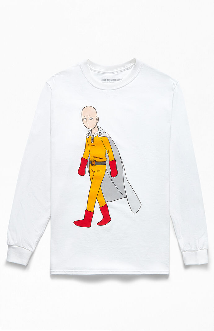 One-Punch Man Long Sleeve T-Shirt