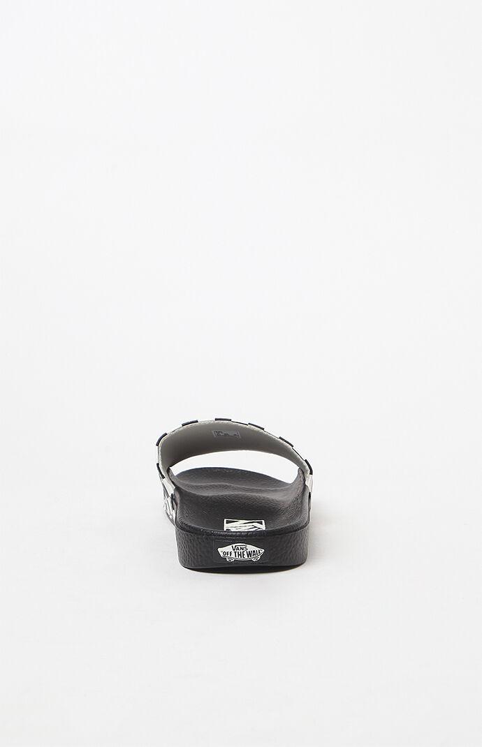 Slide-On Slide Sandals