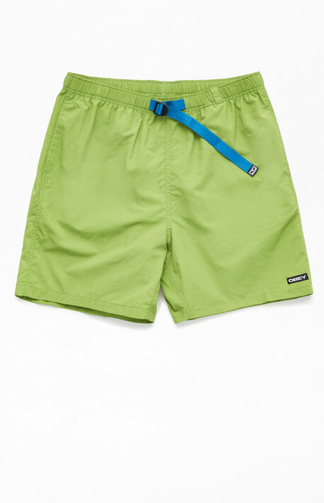 Trek Nylon Active Shorts