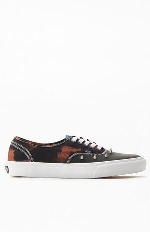 Tartan Daze Authentic Sneakers