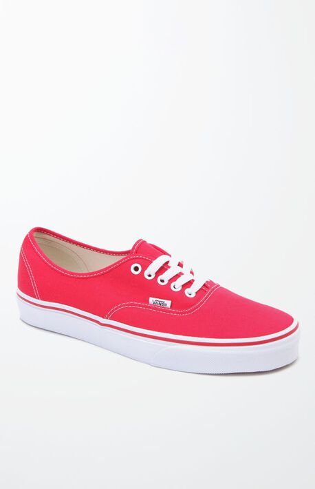 Authentic Red Shoes