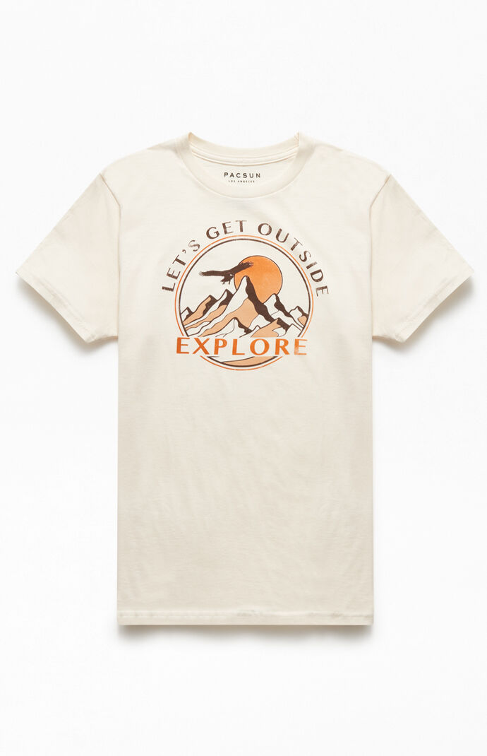Let's Get Outside T-Shirt