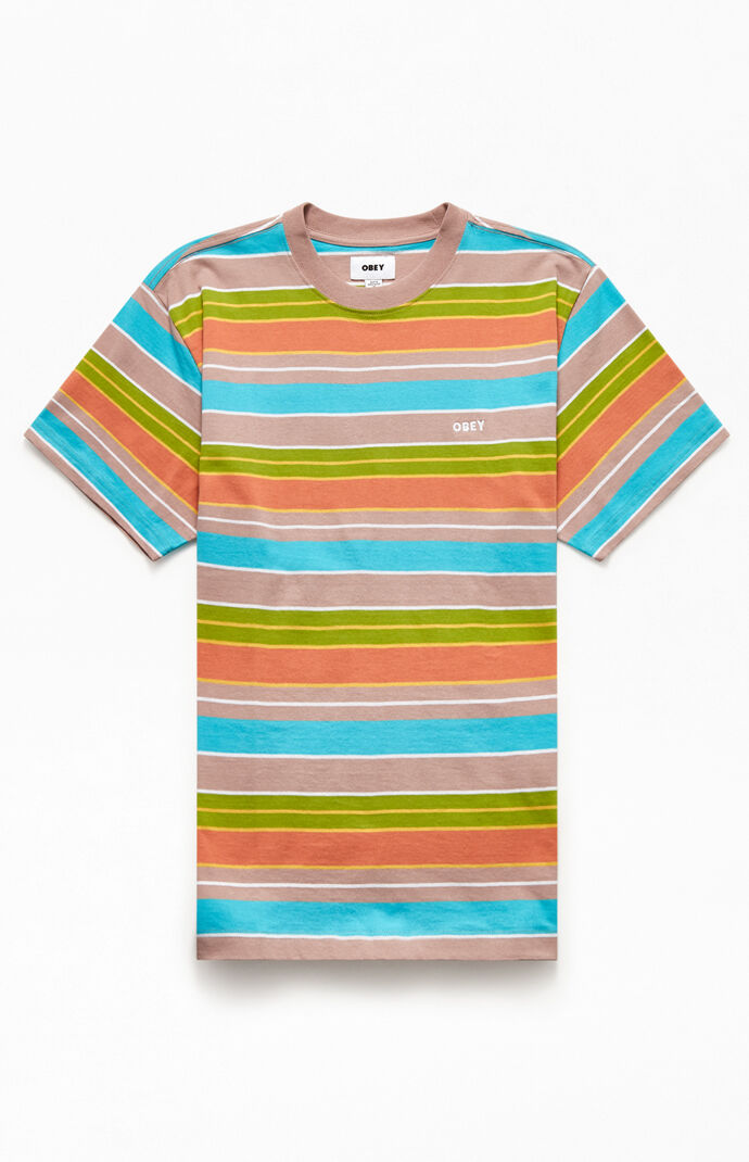 Striped Staple T-Shirt