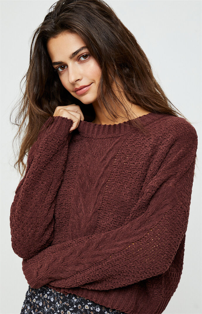 Winter Song Knit Sweater