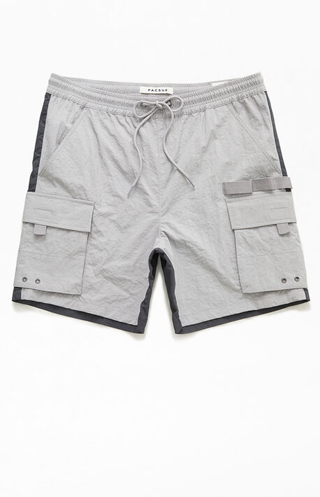 Niko Military Nylon Shorts