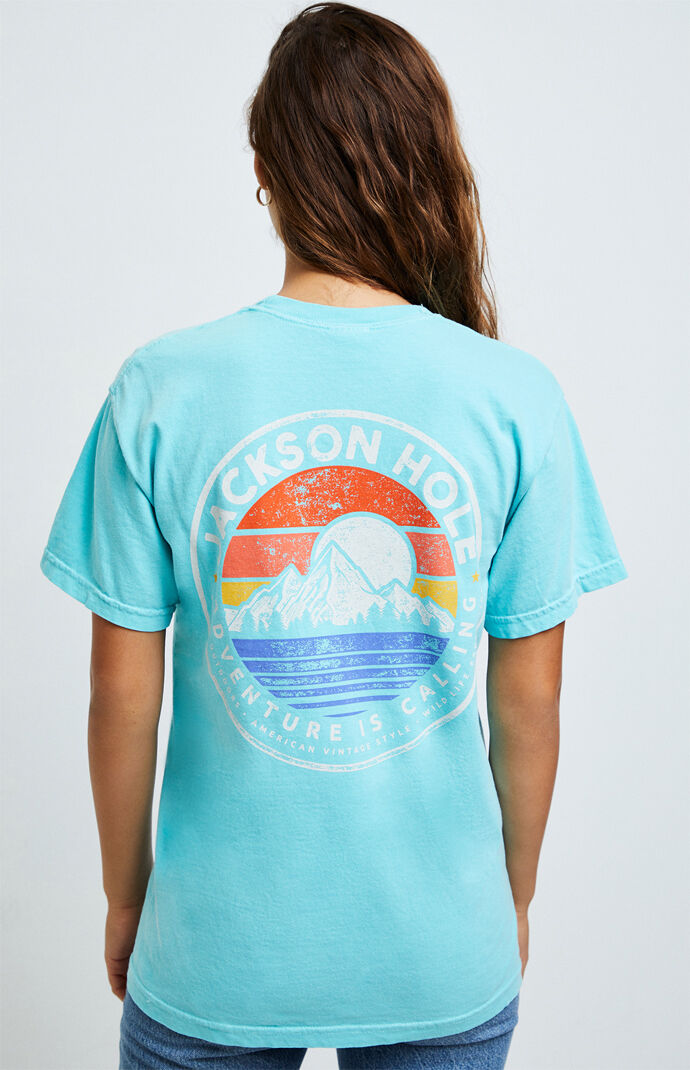 Jackson Hole Badge T-Shirt