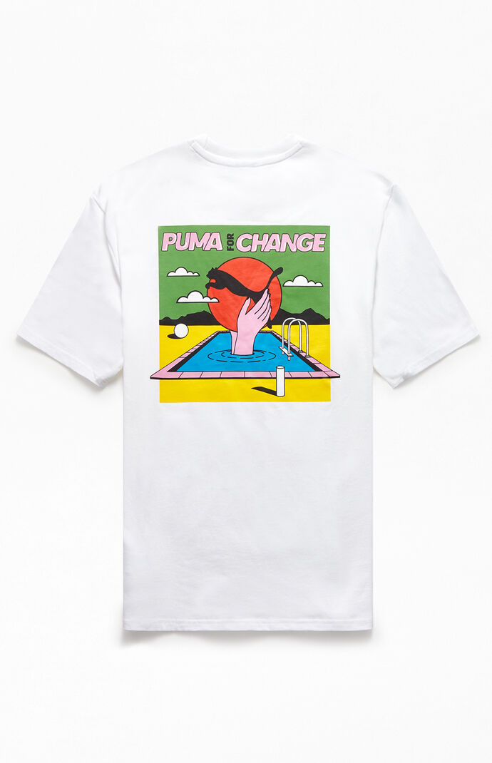 For Change Downtown T-Shirt