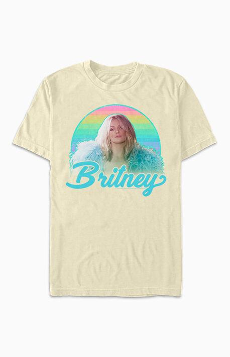 Britney Spears Pastel T-Shirt