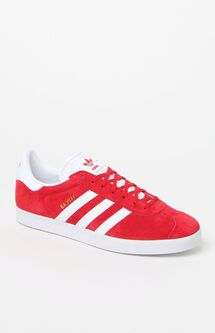 Gazelle Red Shoes