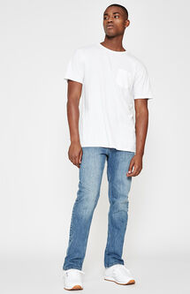 Straight Comfort Stretch Medium Jeans