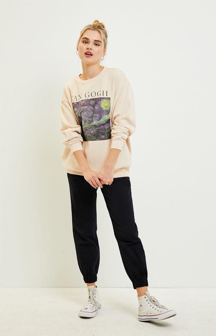 Van Gogh Pullover Sweatshirt