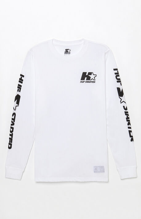 x Starter Long Sleeve T-Shirt 30db92bfe