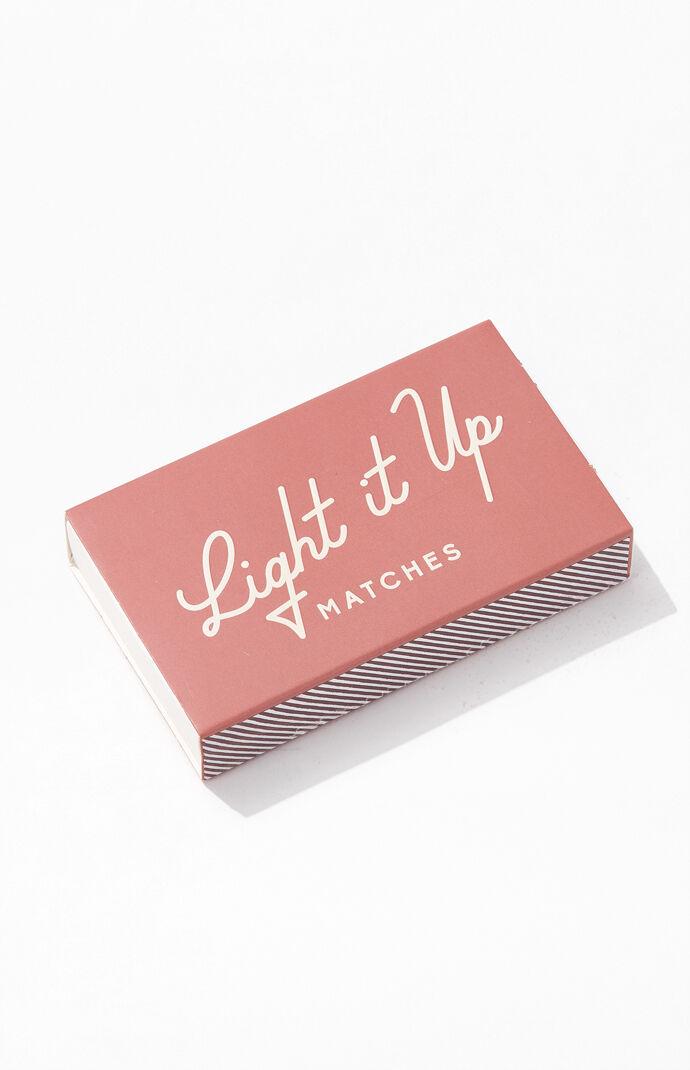 Light it Up Matches