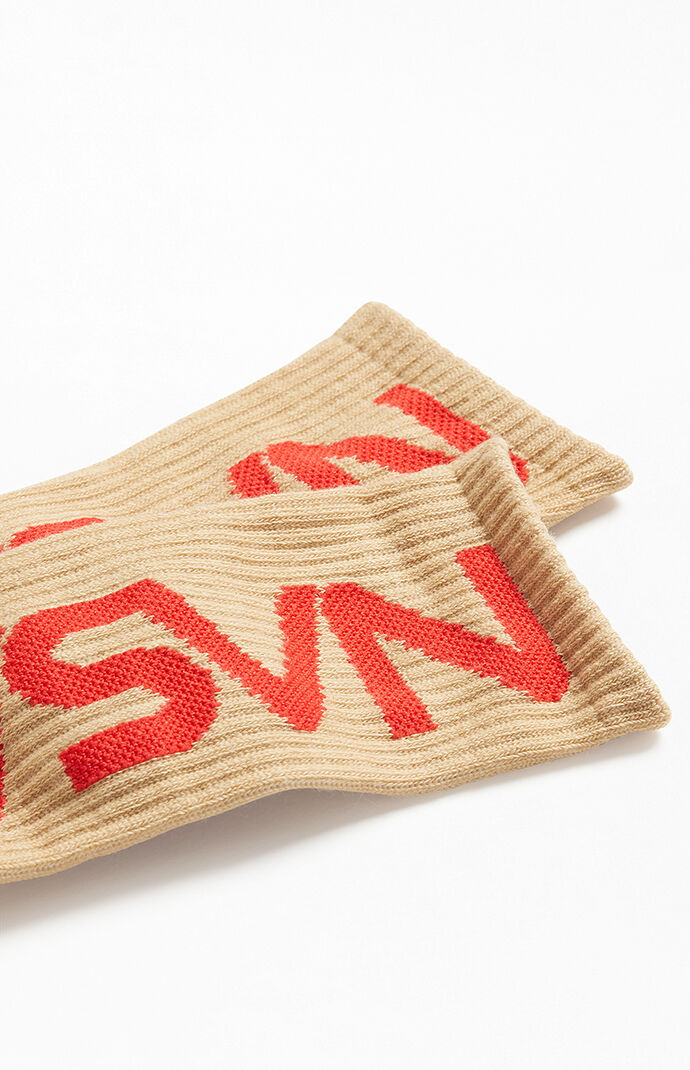 NASA Logo Crew Socks