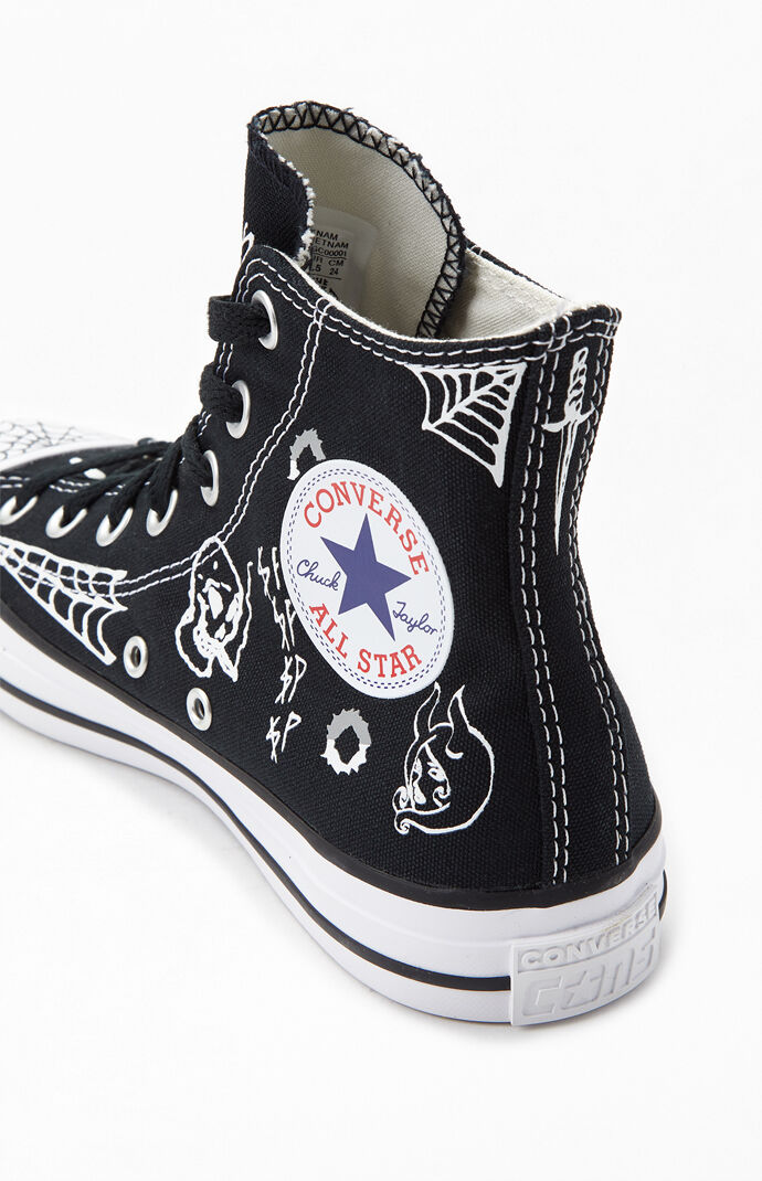 x Sean Pablo Chuck Taylor All Star Pro Hi Top Shoes