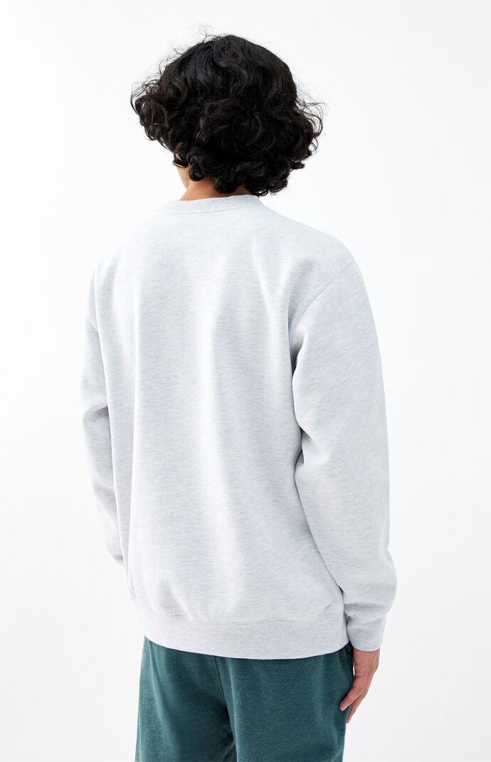 Stretch Your Boundaries Crew Neck Sweatshirt
