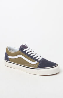 Anaheim Factory Old Skool 36 DX Navy Shoes