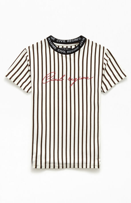 Striped Era T-Shirt