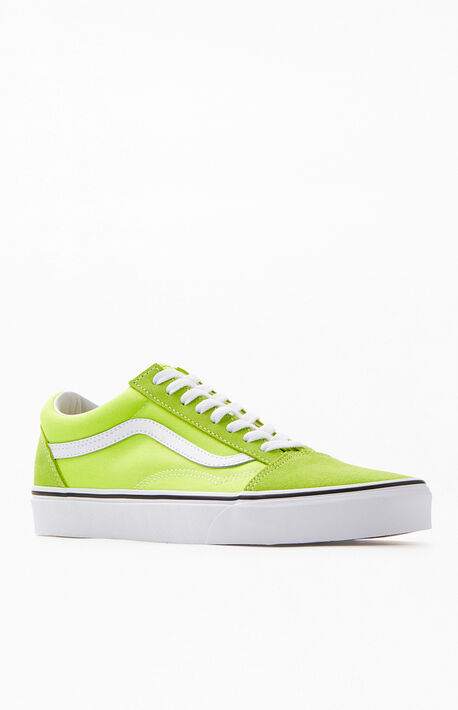 7a832ed38 Neon Old Skool Shoes