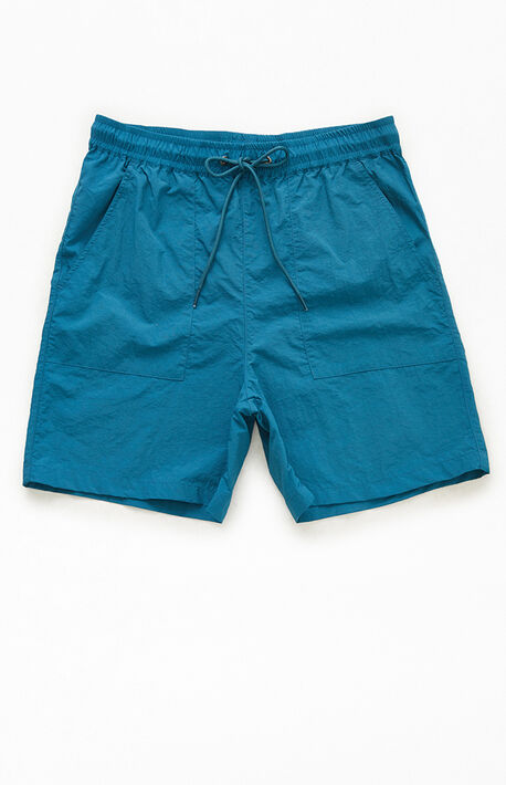 Aden Nylon Shorts