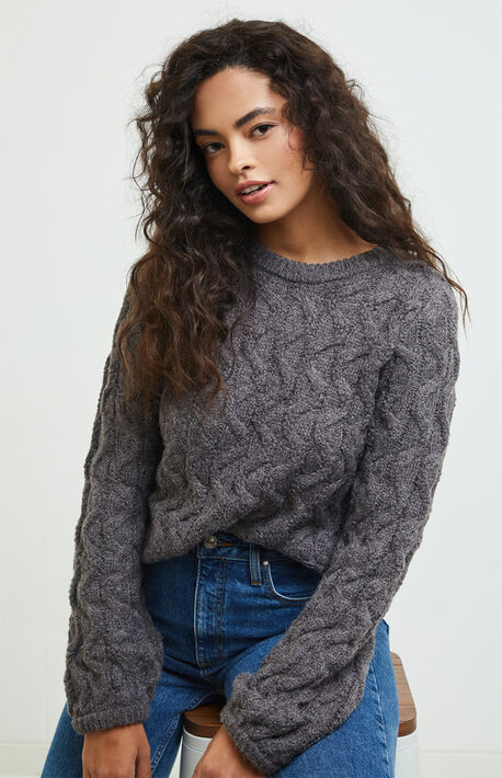 Knits Up To You Sweater