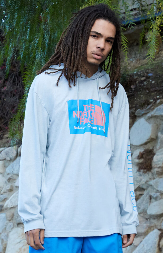 66 California Hooded Long Sleeve T-Shirt