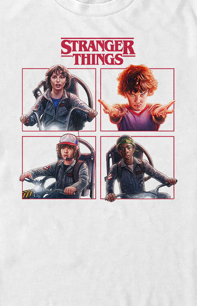 Stranger Things Cast T-Shirt