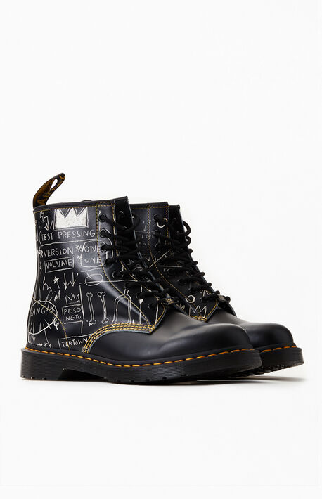1460 Basquiat Lace Up Boots