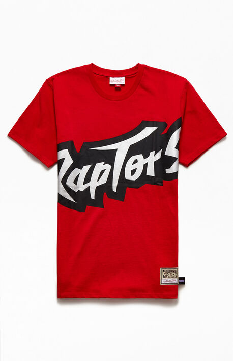Big Face Raptors T-Shirt