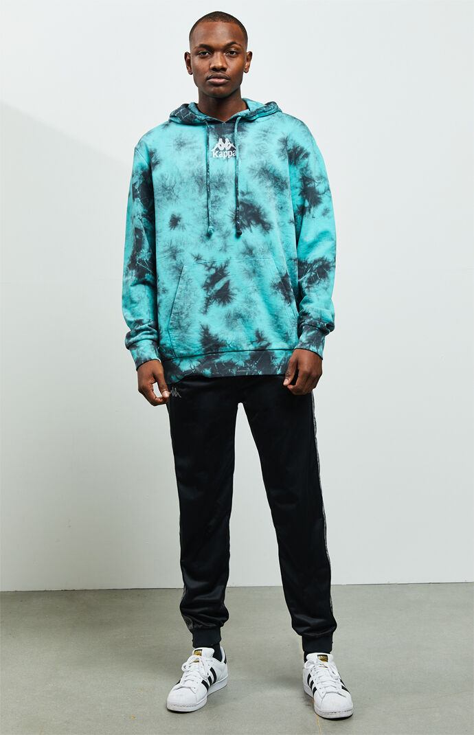Tie-Dyed Authentic Prior Hoodie